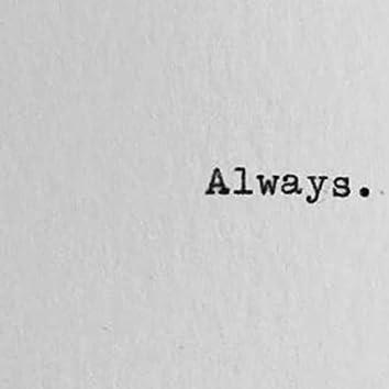 Always (feat. Kamila)
