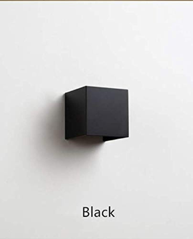 Innen schwarz LED Wandleuchte Wohnzimmer Schlafzimmer Gang Treppe Korridor Dekoration stehen