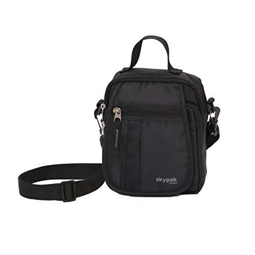 Skypak Micro 0020 Black Small Accessory Bag 18x14x8cm by Skyflite, Travel Bag