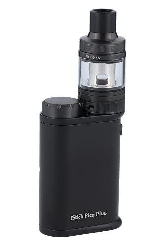 iStick Pico Plus mit Melo 4S - E-Zigaretten Set - maximal 75 Watt - 4 ml Tankvolumen - von Eleaf - Farbe: schwarz