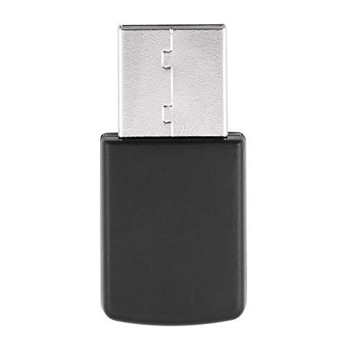 Oumij Mini Adaptador Bluetooth 4.0 Adaptador USB2.0 para PC USB Receptor de Dongle y Transmisores para PS4 Playstation