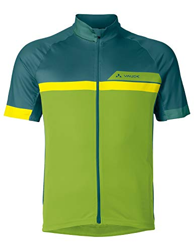 VAUDE Men's Pro Tricot II Maillot Homme, Chute Green, 54