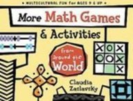 More Math Games & Activities from Around the World 1435261062 Book Cover