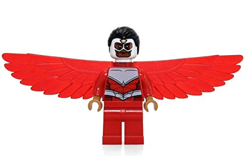 LEGO Minifigure - Marvel Comics Super Heroes - Falcon