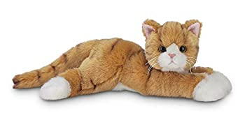 Bearington Tabby Plush Stuffed Animal Orange Striped Tabby Cat Kitten 15 inch