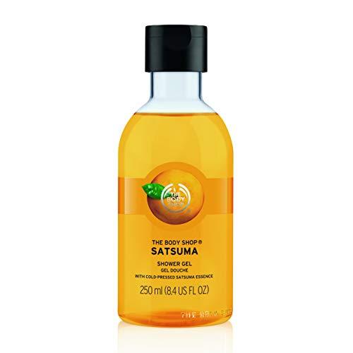 The Body Shop Shower Gel, Satsuma, 8.4 fluid ounces by The Body Shop