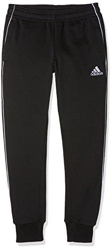 adidas Core18 SW Pnty-CE9077, Pantaloni Bambino, Bianco_Nero, 13A
