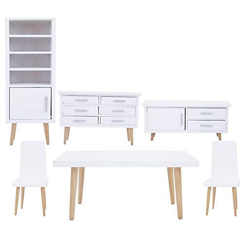 STÜCKE Puppenhaus Möbel
