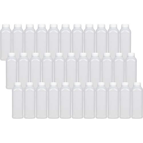 juice bottles plastic - 4
