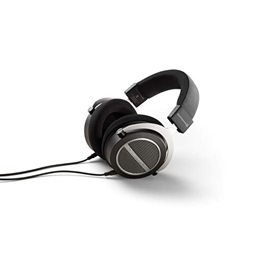 beyerdynamic Amiron home Over-Ear Stereo-Kopfhörer in anthrazit. Offene Bauweise, steckbares Kabel, High-End