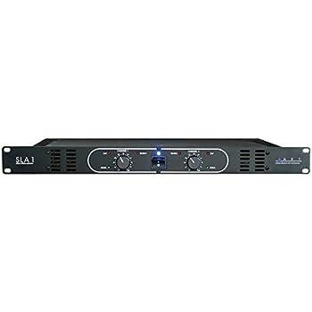 ART SLA1 Studio Linear 100W Compact Power Amplifier