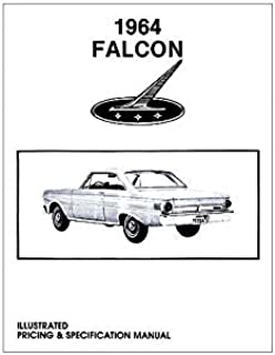 MACs Auto Parts 41-32894 Falcon Illustrated Facts And Features Manual - 28 Pages