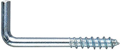 Index ALRO18040 - Alcayata de hierro zincada 18 x 040