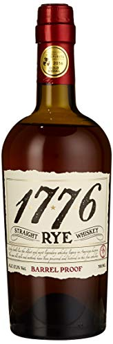 1776 James E. Pepper Straight RYE Whiskey Barrel PROOF Whisky (1 x 0.7 l)