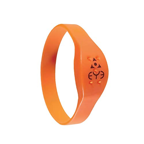THEYE Mosquito repellent band - Orange large 202mm