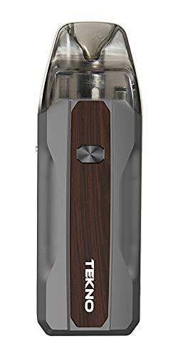 Tekno Aspire Sigaretta Elettronica Svapo 30W con Aspire Pod da 3,5ml e Batteria 1300mAh (GUNMETAL)