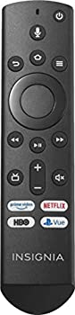 Insignia - Replacement Voice Remote with Alexa for Insignia and Toshiba Fire TV Edition Televisions