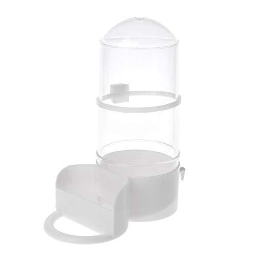 Yunso Vogel Feeder Papagei Wasser Fütterung Trinkbecher Bowl Cage Supplies