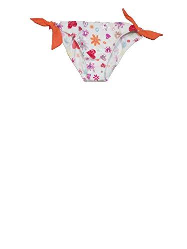 MGO 24380 Costume Bimba Bambina Slip Mare (Arancio, 2 Anni)