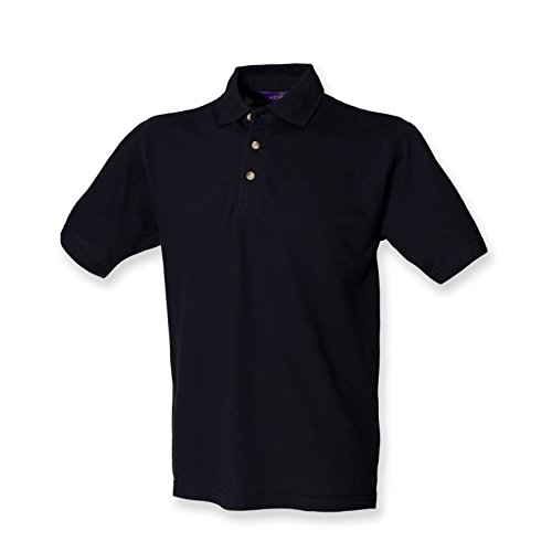 Henbury - Polo - - Polo - Col polo - Manches courtes Homme - Bleu - Bleu marine - Small