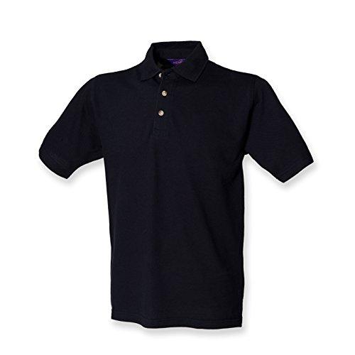 Henbury - Polo - - Polo - Col polo - Manches courtes Homme - Bleu - Bleu marine - X-large