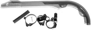 Redline Chainguard for BMX Bikes Transparent Grey