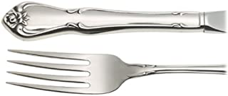 Oneida True Rose 20 Piece Casual Flatware Set, 18/0 Stainless, Service for