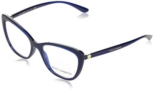Dolce & Gabbana 0DG5039 Monturas de gafas, Opal Blue, 52 para Mujer