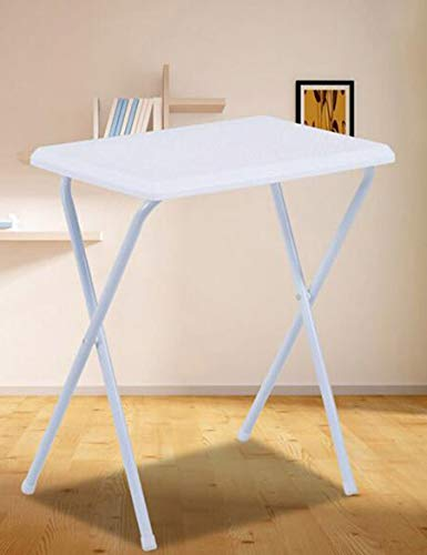 YP Table-Plastic Light Fold Table Portable Stall Tables Writing Desk Simple Computer Desk Learning Mobile Desk,A