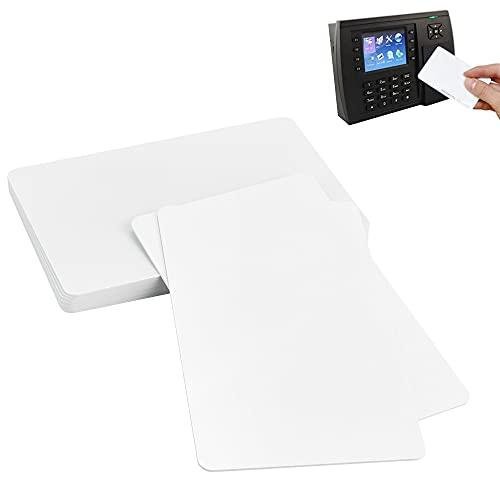 PERFETSELL 20 Stücke NFC Tag 215 PVC NFC Karte 504 Bytes Speicherkapazität NFC Tag Ntag215 Kompatibel mit TagMo und Amiibo und NFC fähigen Handys