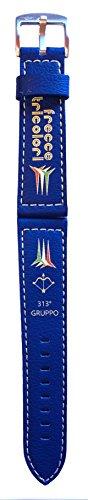 Frecce Tricolori lrblb–Tracolla, Colore: Blu, 22)
