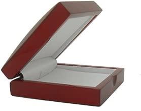 Cherry Wood Pendant Gift Box