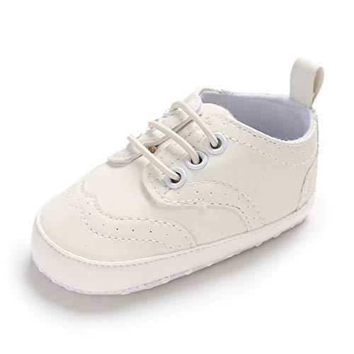 LACOFIA Baby Casual Sneakers Baby Jongens Antislip Zachte Zool Eerste Schoentjes