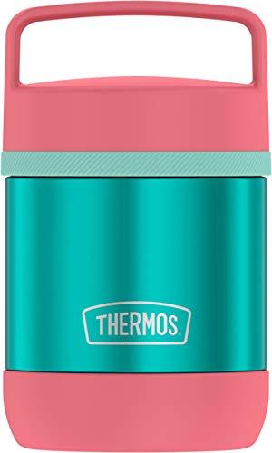 Thermos Isolierter Lebensmittelbehälter, 284 ml, Blaugrün