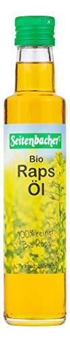 Seitenbacher Bio Raps Öl rein nativ, kaltgepresst/1 Pressung, 1er Pack (1 x 250 ml)