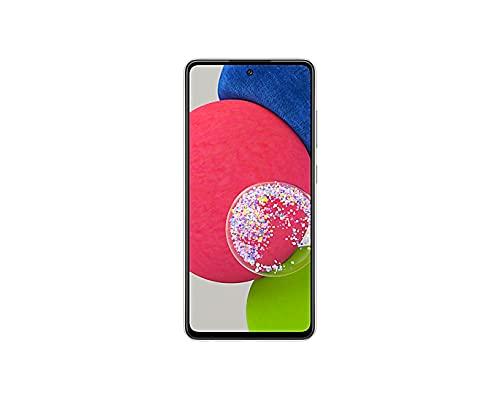 Samsung Smartphone Galaxy A52s 5G con Pantalla Infinity-O FHD+ de 6,5 Pulgadas, 6 GB de RAM y 128 GB de Memoria Interna Ampliable, Batería de 4500 mAh y Carga Superrápida Negro(Version ES)