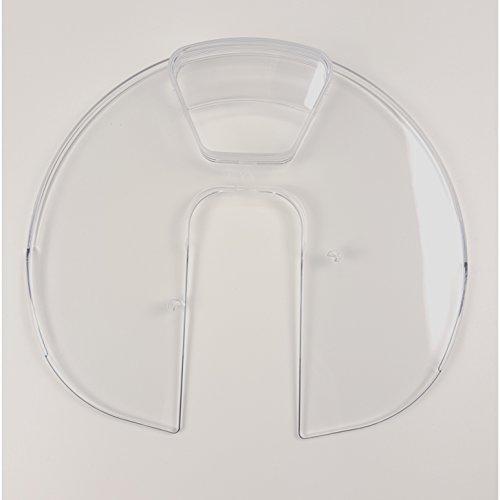 Bosch Rührschüsselabdeckung Spritzschutz KLAR für kleine Küchenmaschine