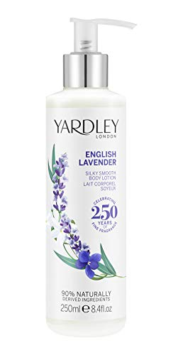 Yardley Of London English Lavender Moisturizing Body Lotion for Women, 8.4 Ounce