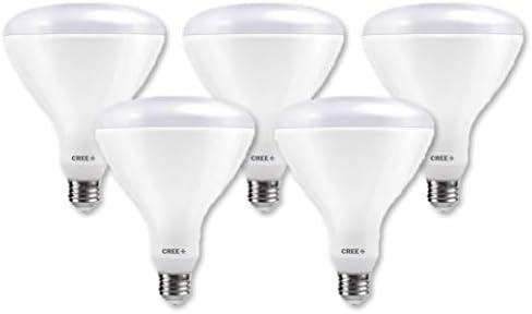 Cree Lighting TBR40 18050FLFH25 12DE26 1 E1 MP BR40 Indoor Flood 120W Equivalent LED Bulb 1750 product image