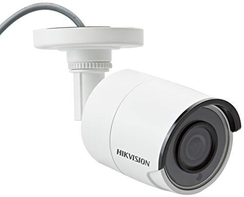 Jandei hik DS-2CE17U8T-IT - Telecamera sferica a infrarossi 4K, 40 m, colore: Bianco