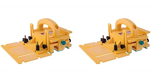 GRR-RIPPER Advanced 3D Pushblock for Table Saw, Router Table, Jointer, and Band Saw by MICROJIG - 2 Pack