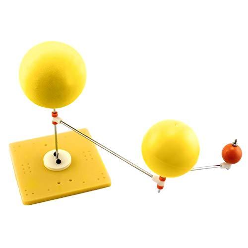 VGEBY1 Modelo de enseñanza de la Tierra, la Luna y el Sol.