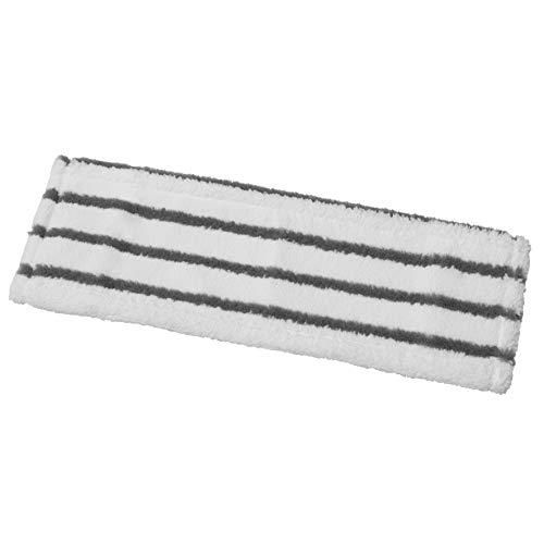 Vermop Mop, Feuchtwischbezug, PES Microfaser, Weiß, Grau, 40 cm
