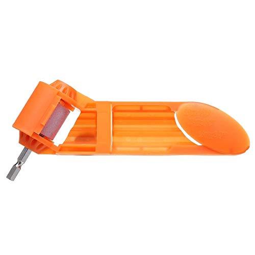 KANJJ-YU Metal Portable Drill Bit Sharpener 5/64 to 1/2 Inch Bits Corundum Grinding Wheel Drill Powered Tool Abrasives