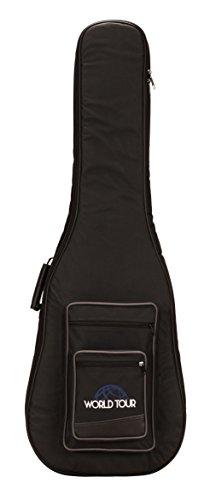 World Tour Deluxe 20mm Bass Guitar Gig Bag