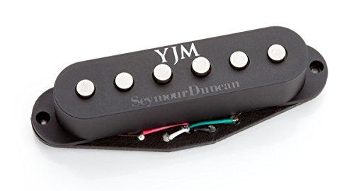Seymour Duncan STK-S10 YJM Fury Stack Bridge Pickup Black