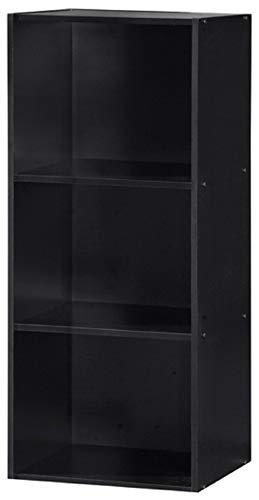 Sauder North Avenue Bookcase, Smoked Oak finish