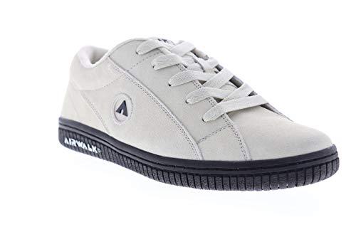 Airwalk Mens Stark White Athletic Skate Shoes 11