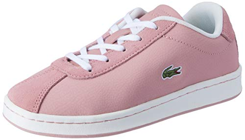 Lacoste Masters - Zapatillas para niña, Rosa (Rosa), 34 EU