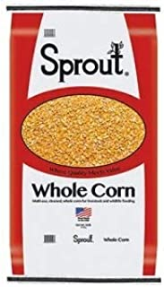 Whole Corn - 50 Lb.   Made in the USA